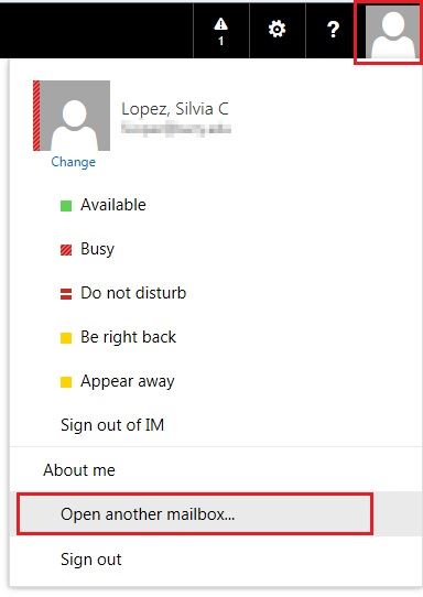 Article setting an out of office gr setting an out of office greeting on an additionaldepartmental mailbox using outlook on the web m4hsunfo