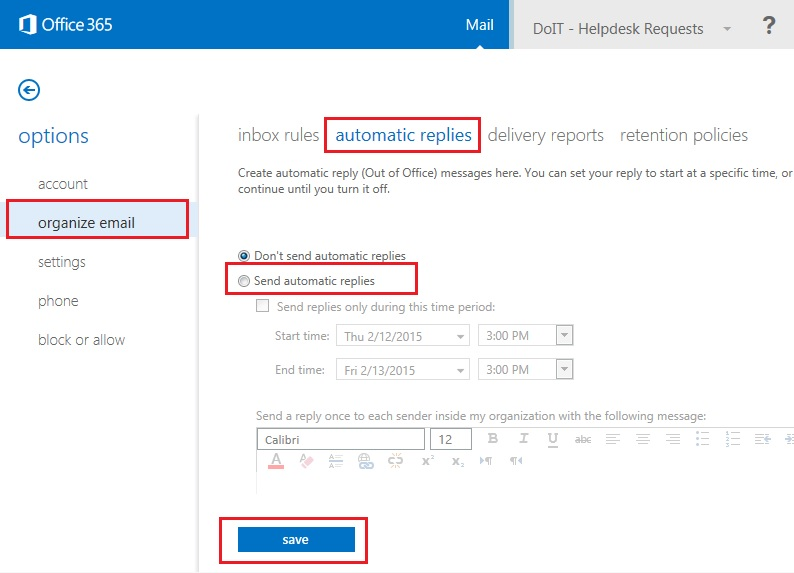 Article setting an out of office gr you can sign out of the mailbox by clicking on the square icon the top right hand corner and then clicking sign out m4hsunfo