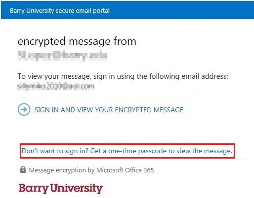 outlook sign in email
